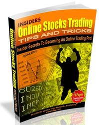 Insiders Online Stocks Trading Tips