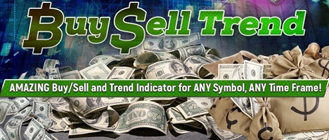 The Buy/Sell Trend Indicator